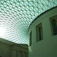 大英博物館・内部
